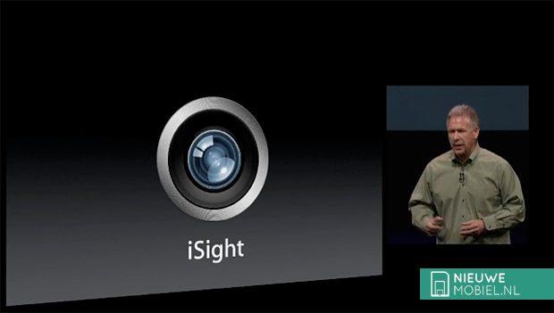 Volgende generatie iPhone krijgt mogelijk 12 megapixel camera