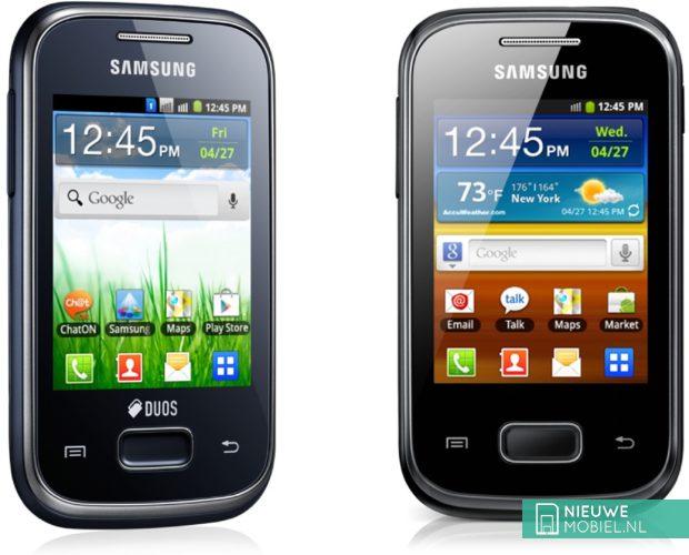 Samsung Galaxy Pocket Duos and Pocket Plus