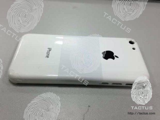 budget iPhone plastic