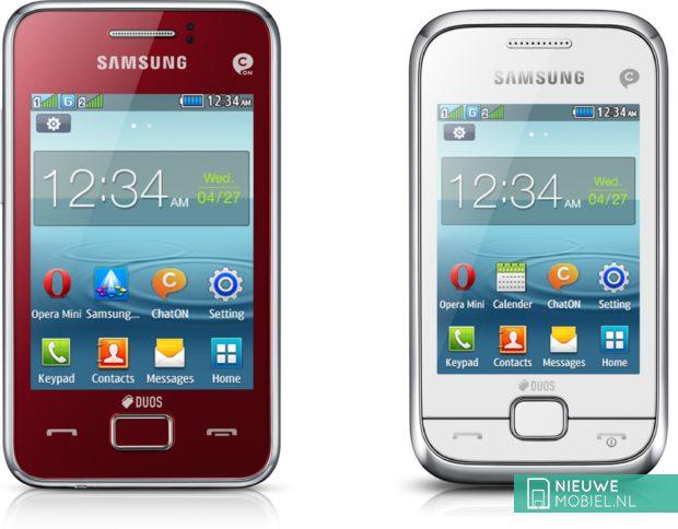 Samsung Rex 80 and Rex 60