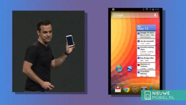 Google gaat Samsung Galaxy S4 met stock Android aanbieden