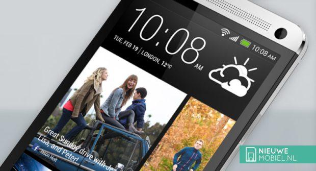 HTC: Tegen de 5 miljoen HTC One's verkocht
