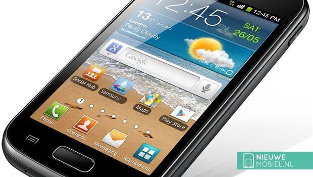 Samsung Galaxy Ace 2 i8160 Onyx Black
