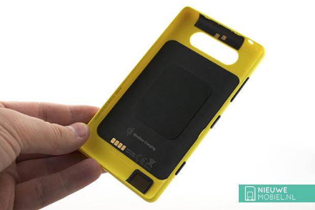 Nokia Lumia 820 batterycover