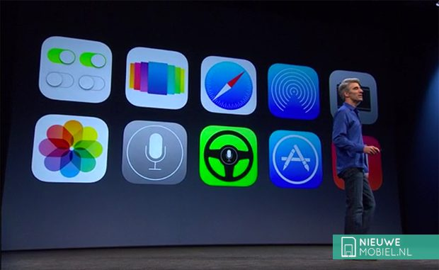iOS 7 all new functions