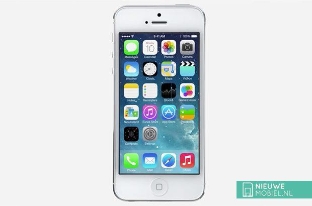 iOS7 on iPhone