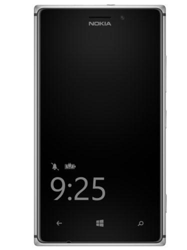 Nokia Glance Screen