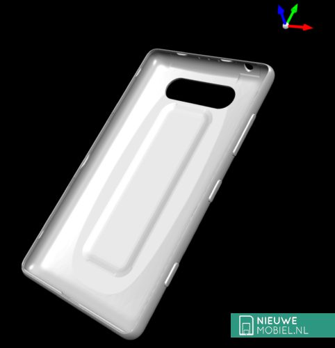 Nokia Lumia 820 3D