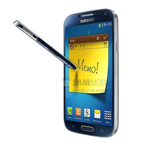 Samsung Galaxy Memo with S-Pen