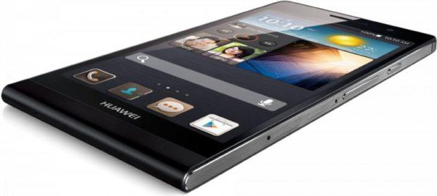 Dunne Huawei Ascend P6 nu leverbaar