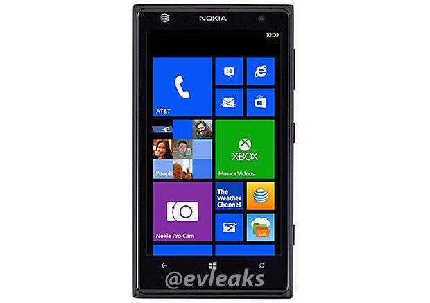 Persafbeelding Nokia Lumia 1020 'EOS' opgedoken
