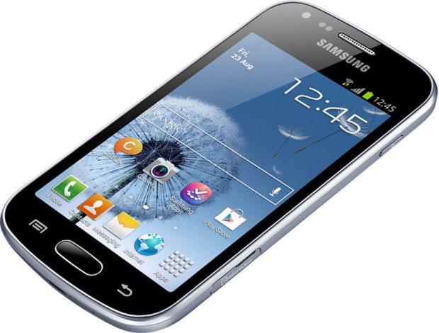 Samsung kondigt zonder bombarie Galaxy Trend aan voor Nederland