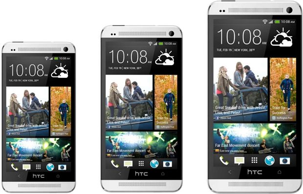 HTC One Max phablet komt uit in september