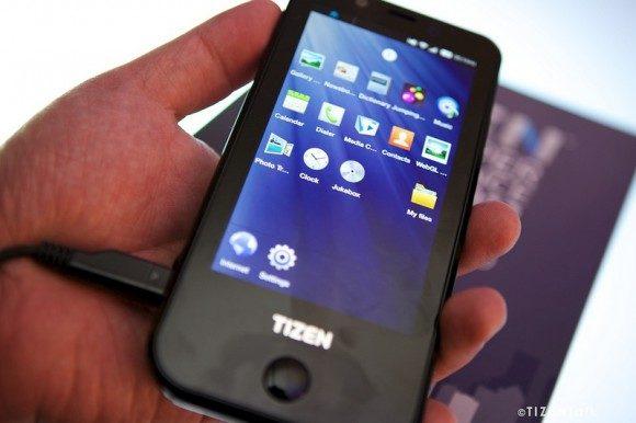 Samsung Tizen developer phone