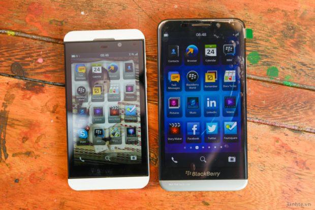 BlackBerry A10 wederom spot, evenals de Bold 9720