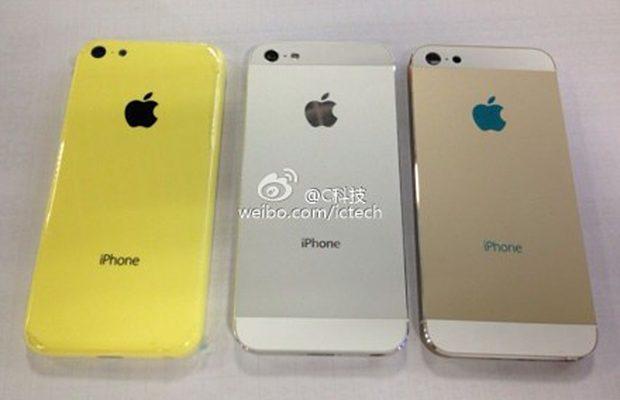 Apple staakt verkoop iPhone 5 na lancering iPhone 5S