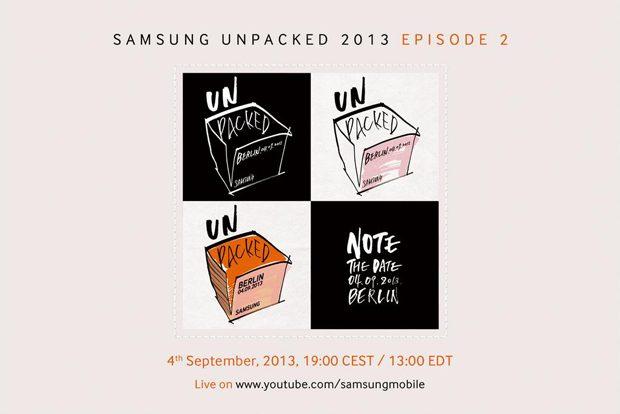 Samsung kondigt Unpacked Episode 2 aan voor 4 september