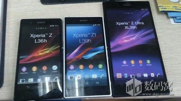 Sony geeft teaser vrij voor Xperia Z1 Honami