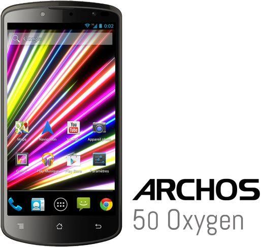 Archos 50 Oxygen