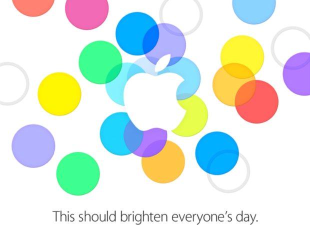 Apple event 10 september 2013