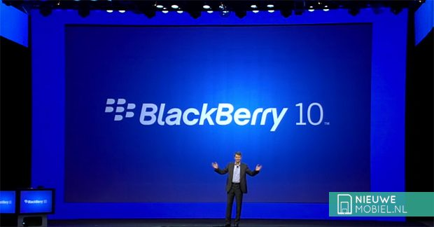 BlackBerry 10 announcement