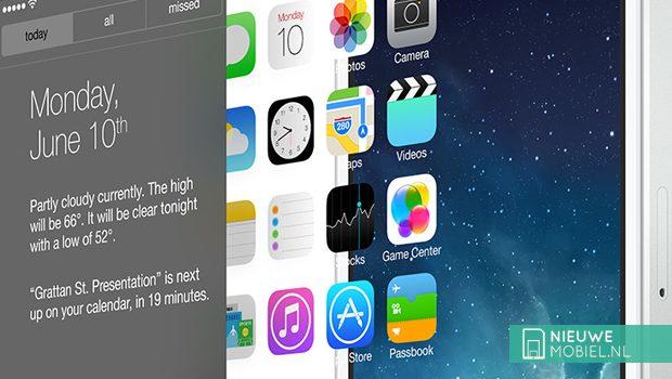 iOS 7 maakt gebruikers misselijk