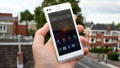 Sony Xperia L review: sony Xperia L review