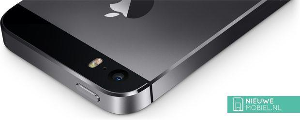 Na iPhone 5C ook de Apple iPhone 5S in Nederland verkrijgbaar