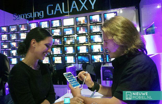 Samsung verwacht recordwinst, HTC juist verlies