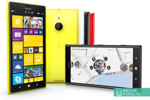 Nokia Lumia 1520 hero