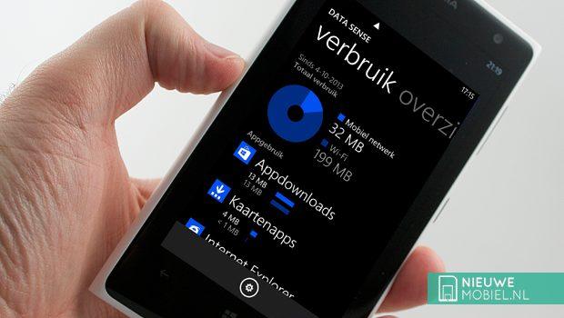Windows Phone-gebruikers klagen over buitensporig dataverbruik