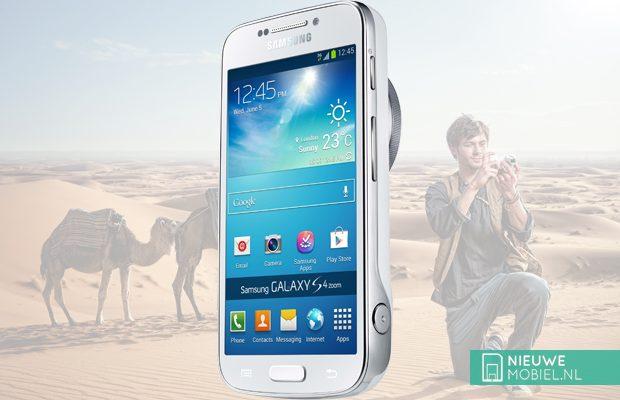 """""""Kwart van Samsung-smartphones in 2014 krijgt 16 MP camera"""""""