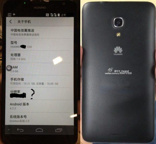 Huawei Ascend Mate 2