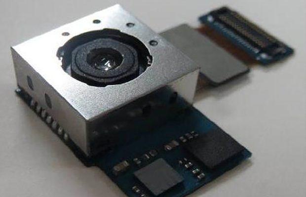 Optische beeldstabilisatie voor Samsung Galaxy S5 geschrapt