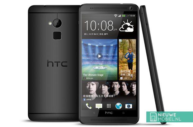 Hong Kong krijgt zwarte HTC One Max