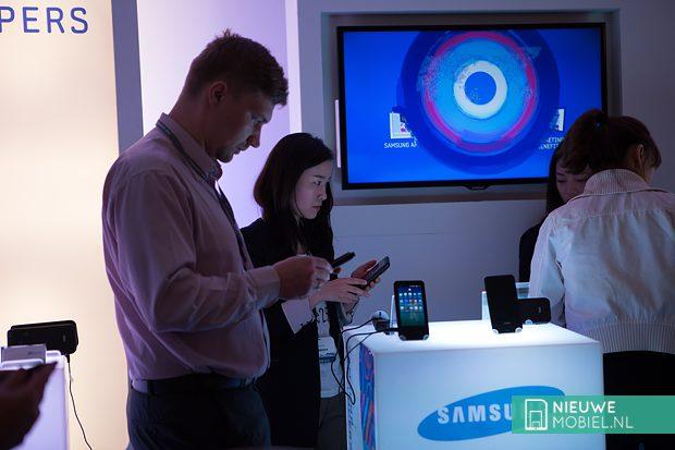 Samsung Tizen Booth