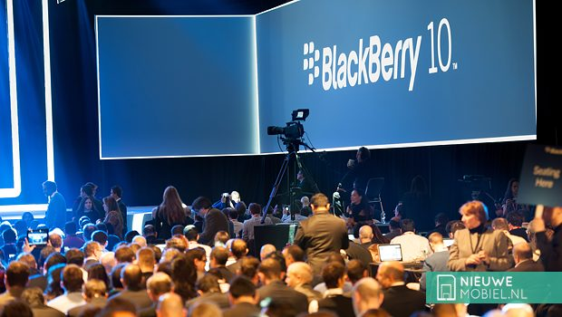 BlackBerry rapporteert megaverlies, verkocht 'slechts' 1,9 miljoen telefoons
