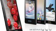 LG ververst Optimus L-serie met Optimus L3 II, L5 II en L7 II