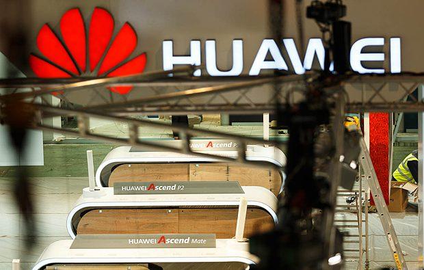 Dunne Huawei Ascend P2 vlakvoor officiële lancering bevestigd