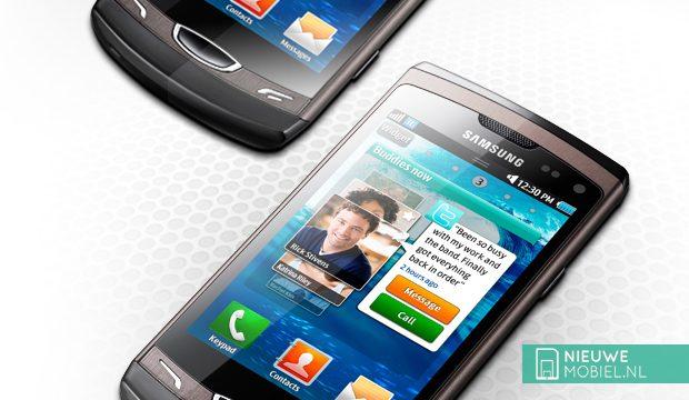 Samsung neemt afscheid van Bada, gaat op in Tizen
