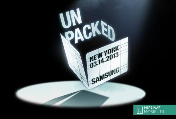 Samsung bevestigt Galaxy S IV lancering op 14 maart in New York