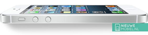 Apple iPhone 5 side