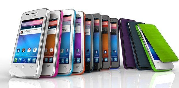 Alcatel One Touch Pop-serie