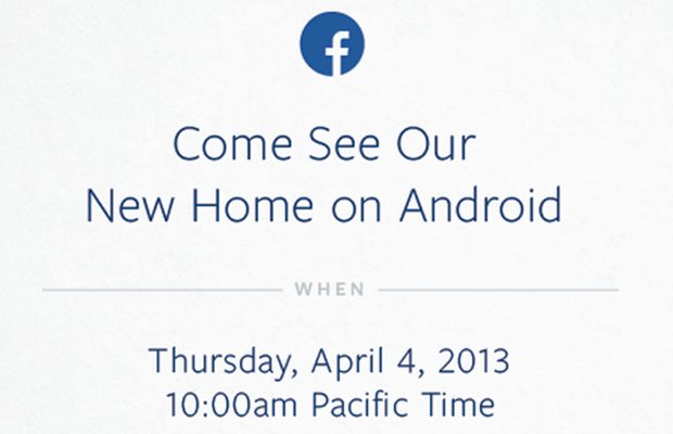 Facebook verstuurt mysterieuze Android-uitnodiging
