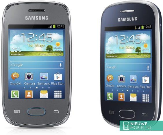Samsung Galaxy Pocket Neo and Galaxy Star