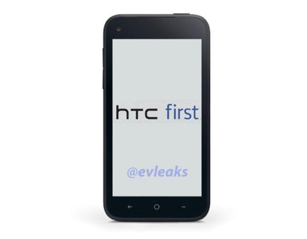 Dit is de HTC First; de veelbesproken Facebook-telefoon