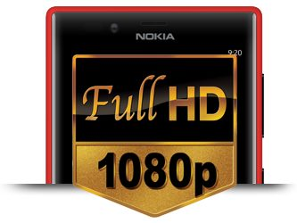 Windows Phone 8 Full HD 1080p