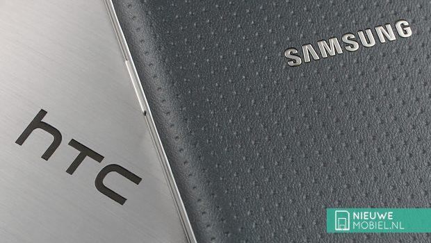 HTC Samsung phones