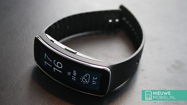 Repareren Samsung Gear Fit of Gear 2 nagenoeg zinloos