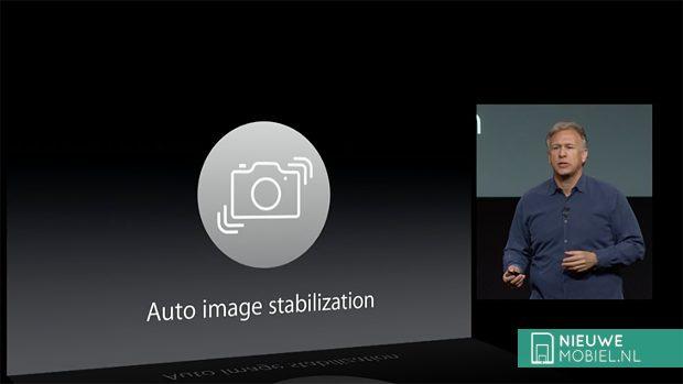 Auto image stabilization